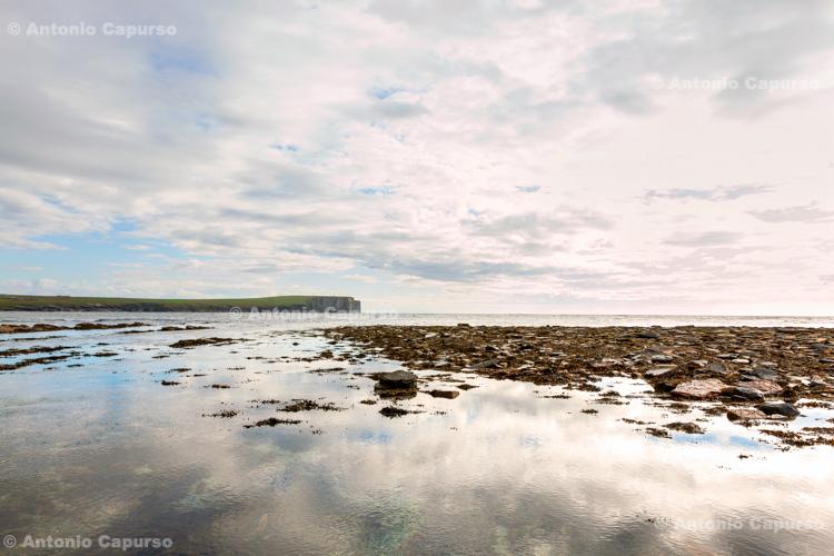 Next to Brough of Birsay, Orkney Islands - Scotland - UK, 2012