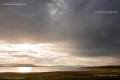 View northeast of Stromness on the mainland of the Orkney Islands - Scotland - UK, 2012