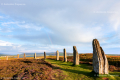 The Ring of Brodgar - Orkney Islands, mainland - Scotland - UK, 2012
