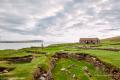 Skara Brae (Neolithic settlement) - Orkney Islands - Scotland - UK, 2012