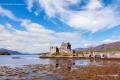 Borg Fortress Caste Ruins - Scotland, UK - 2012