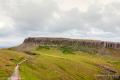 Trekking itinerary towards Neist Point - Isle of Skye - Scotland, UK - 2012