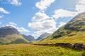 Scottish Highlands near Isle of Sky - Scotland, UK - 2012