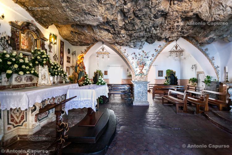 Church of Madonna della Rocca in Taormina, Sicily - Italy, 2017