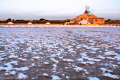 Salt works in Trapani - Sicily, Italy - August 2010