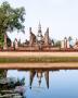 Sukhothai historical park - Thailand, 2013