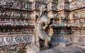 Wat Arun (Temple of the Dawn) in Bangkok - Particular - Thailand, 2013
