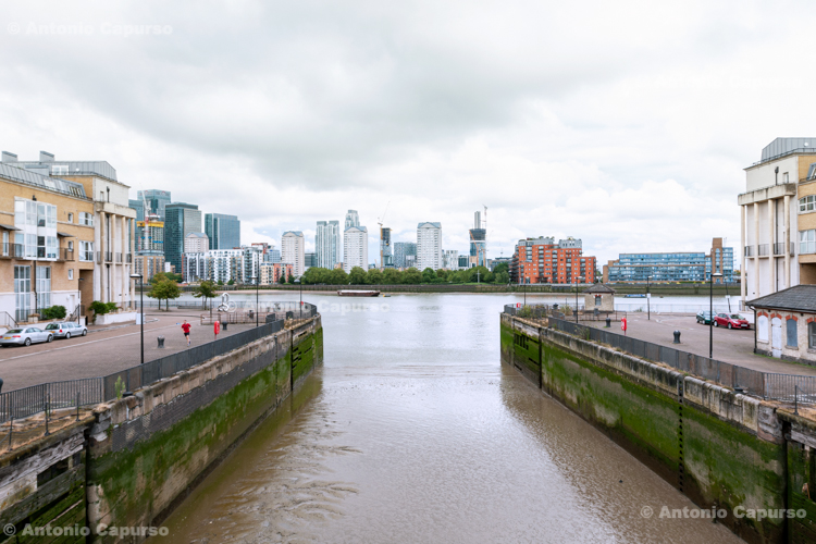 Rotherhithe, South London (2) - August 2015