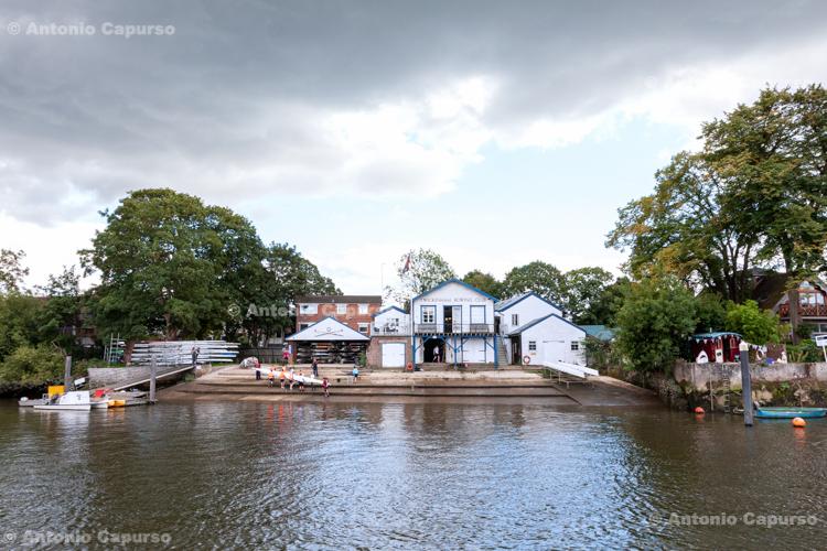 Twickenham Rowing Club, Twickenham - West London, September 2015