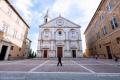 Pienza Cathedral - Tuscany, Italy - May 2016