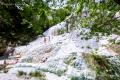 Hot Springs at Bagni di San Filippo - Tuscany, Italy - May 2016
